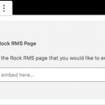 RockPress Embed Block Placeholder